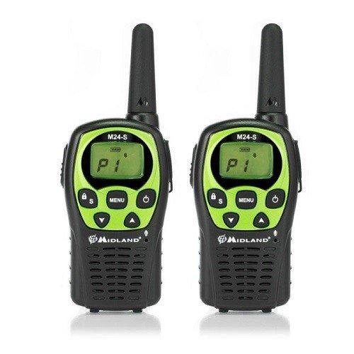 STATIE RADIO PMR PORTABILA M24-S - SET 2 BUC