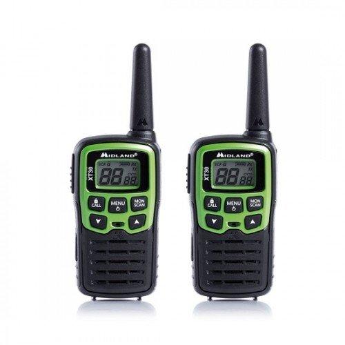 STATIE RADIO PMR PORTABILA XT30 - SET 2 BUC.