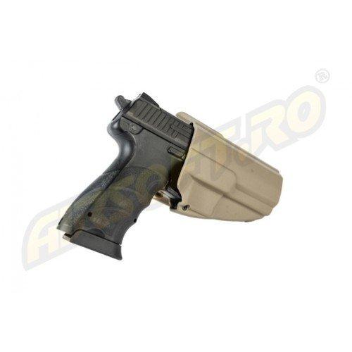 TEACA PENTRU HK45 MODEL EVO5 ARES (TAN)