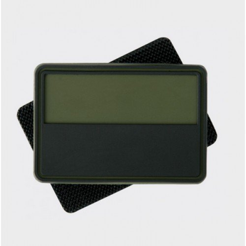 PATCH STEAG POLONIA - PVC - OLIVE GREEN