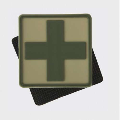 PATCH MEDIC - PVC - KHAKI