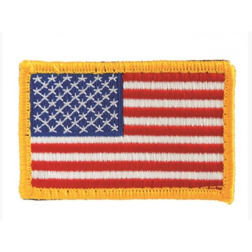 EMBLEMA U.S.  ORIGINAL - LEFT/RIGHT CU VELCRO
