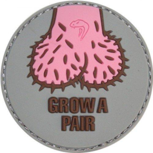 PATCH MESAJ - GROW PAIR
