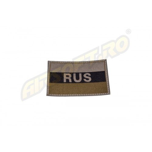 PATCH RUSIA - GREY