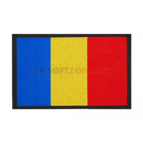 PATCH ROMANIA - COLOR