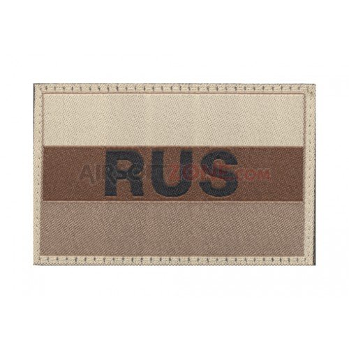 PATCH RUSIA - DESERT