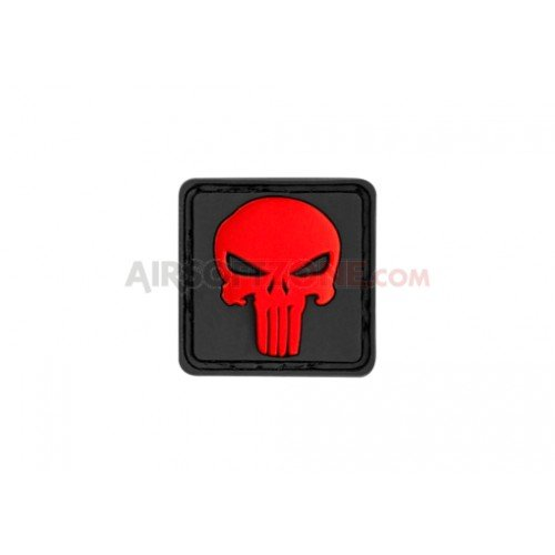 PATCH CAUCIUC PUNISHER - BLACKMEDIC