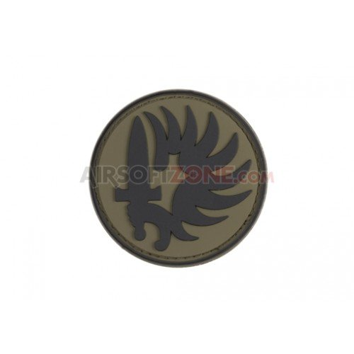 PATCH CAUCIUC LEGION - RANGER GREEN