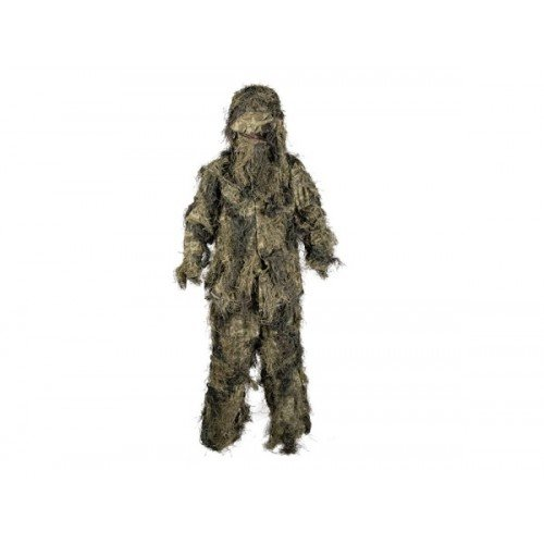 COSTUM GHILLIE- ANTI FIRE - 4PCS - WL