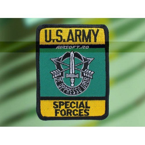 EMBLEMA U.S. SPECIAL FORCES