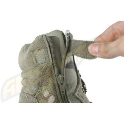 GHETE MODEL ZIPPER - MULTICAM