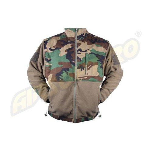 JACHETA FLEECE R/S WOODLAND