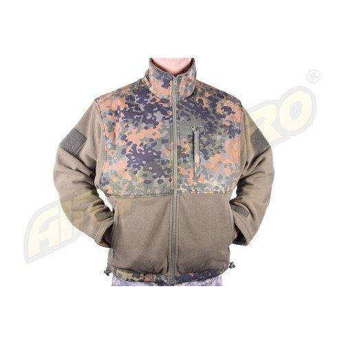 JACHETA FLEECE R/S FLECKTARN
