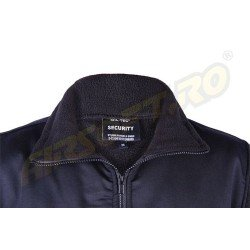 JACHETA NEAGRA FLEECE SECURITY