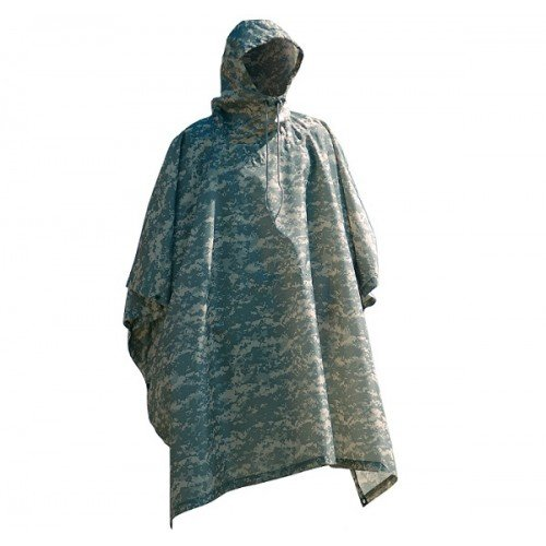PONCHO MODEL RIPSTOP (AT-DIGITAL)