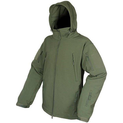 JACHETA - SOFT SHELL - GREEN