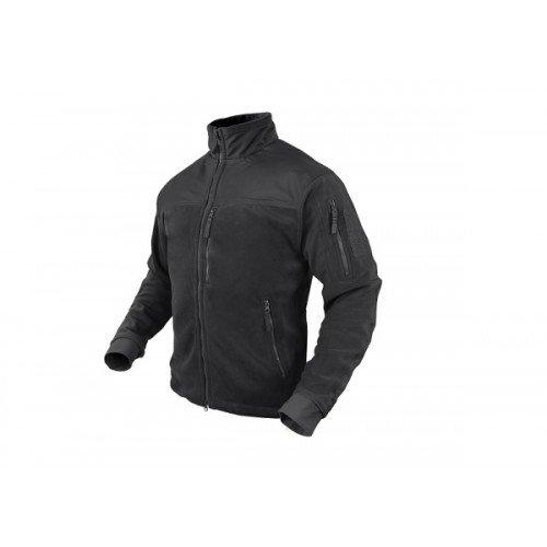 JACHETA FLEECE MODEL ALPHA - BLACK