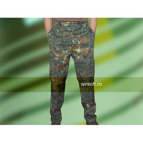 PANTALONI MODEL US - BDU FIELD CAMUFLAJ FLECKTARN