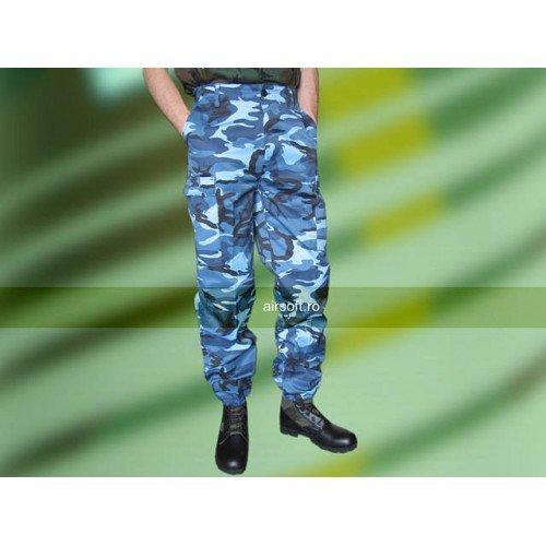 PANTALONI MODEL US BDU RANGER (SKY-BLUE)