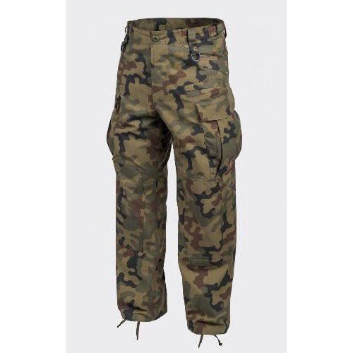 PANTALONI MODEL SFU NEXT - RIPSTOP PL WOODLAND
