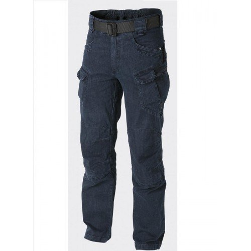 PANTALONI MODEL UTL - DENIM BLUE