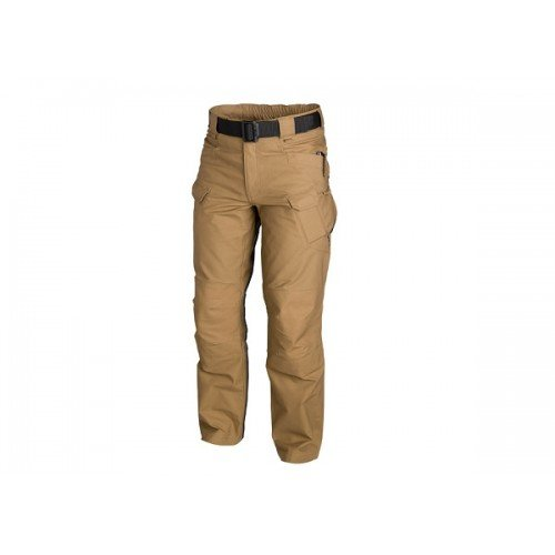PANTALONI MODEL UTL POLYCOTTON CANVAS - COYOTE