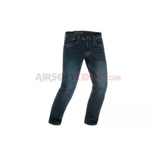 BLUE DENIM TACTICAL FLEX JEANS - MIDNIGHT WASHED (29/34)