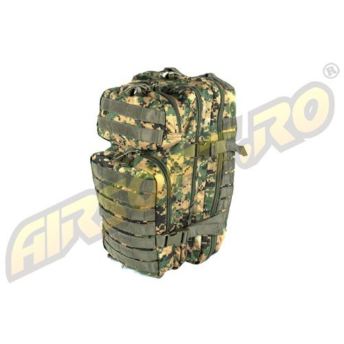 RUCSAC DE ASALT MODEL U.S.- WOODLAND DIGITAL
