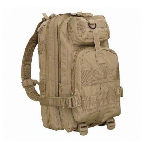RUCSAC DE ASALT MODEL COMPACT - TAN