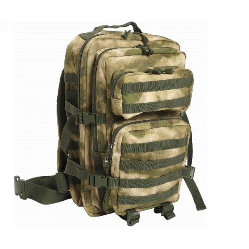 RUCSAC DE ASALT MODEL U.S.- FOREST GREEN - LARGE