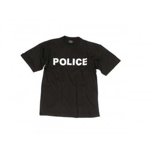 TRICOU CU MANECA SCURTA POLICE
