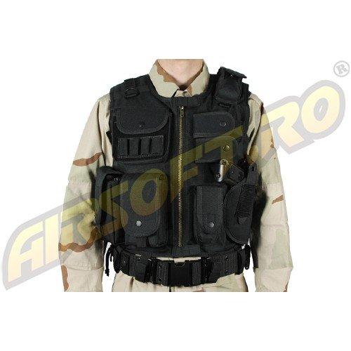 VESTA TACTICA MODEL SWAT - NEAGRA