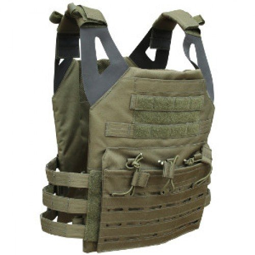 VESTA TACTICA - OPS PLATE CARRIER - COYOTE