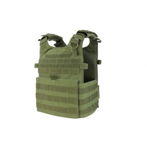 VESTA TACTICA - PLATE CARRIER - OD