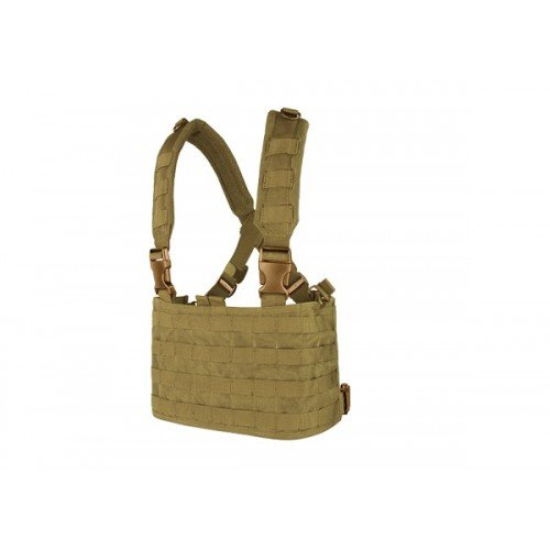 VESTA TACTICA - OPS CHEST RIG - COYOTE BROWN