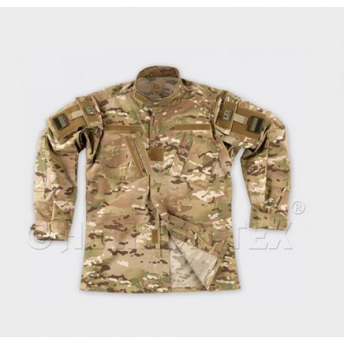 VESTON MODEL ACU - RIPSTOP MULTICAM