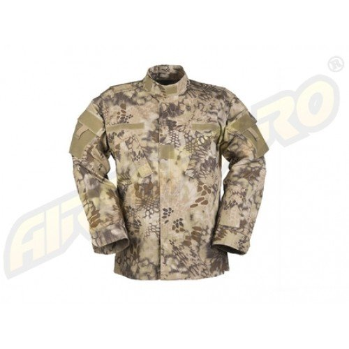VESTON MODEL US ACU  RIPSTOP MANDRA TAN