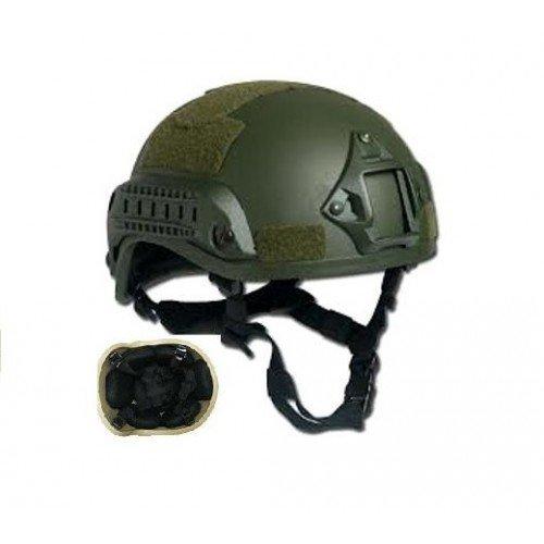 CASCA DE PROTECTIE M.I.C.H 2001 - OLIVE