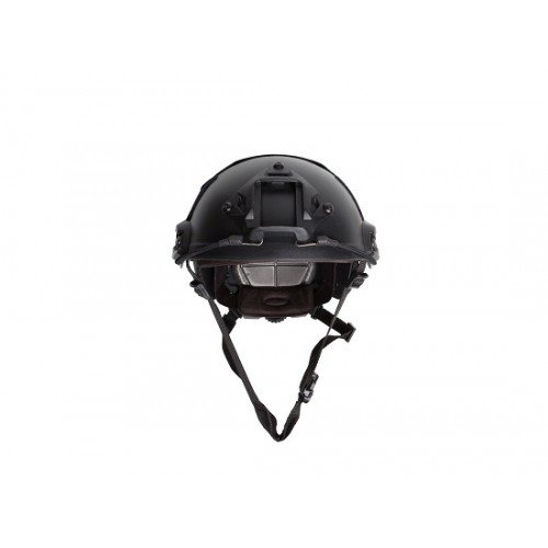 CASCA DE PROTECTIE - MODEL FAST HELMET - BLACK