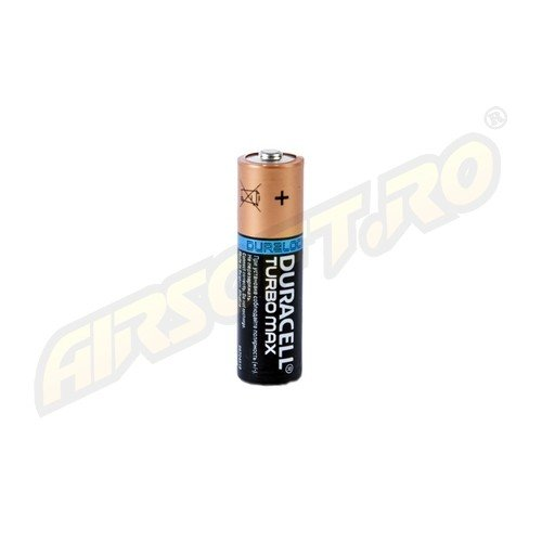 BATERIE DURACELL AA (R6) TURBO MAX