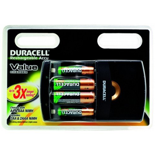 ALIMENTATOR DURACELL (CEF14) EXTRA