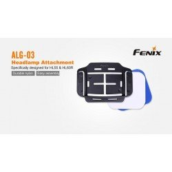 SUPORT ALG-03 PENTRU FIXARE LANTERNA FRONTALA - HL55/HL60R