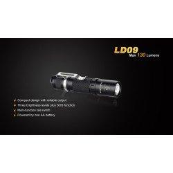 LANTERNA MODEL LD09  XP-E2