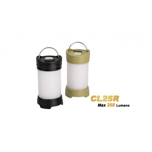 LANTERNA MODEL CL25R - BLACK