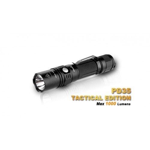 LANTERNA MODEL PD35 XM-L (V5) - TACTICAL EDITION