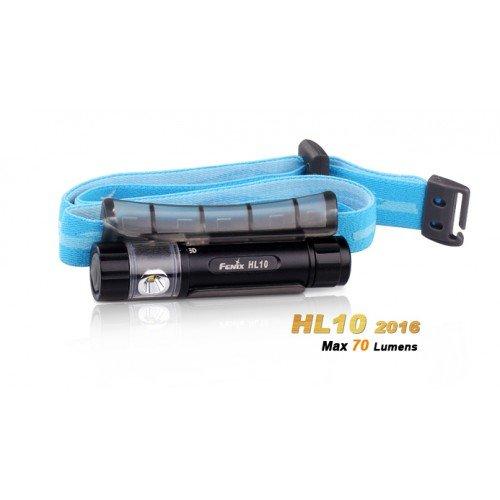 LANTERNA FRONTALA MODEL HL10 (LXZ2-5770) - BLACK