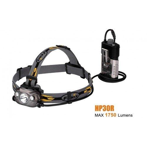 LANTERNA FRONTALA MODEL HP30R XM-L2/XP-G2 R5 - GREY