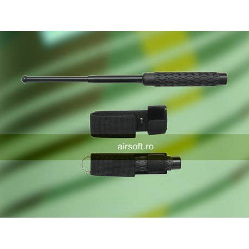BASTON TELESCOPIC DIN OTEL DE 16/41 CM