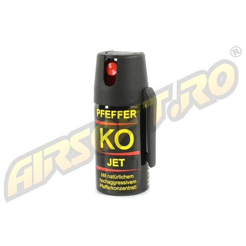 SPRAY IRITANT-LACRIMOGEN KO-JET (40 ML)
