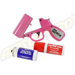 PEPPER GUN - HOT PINK - 28 G
